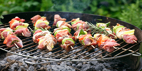BBQ food catering
