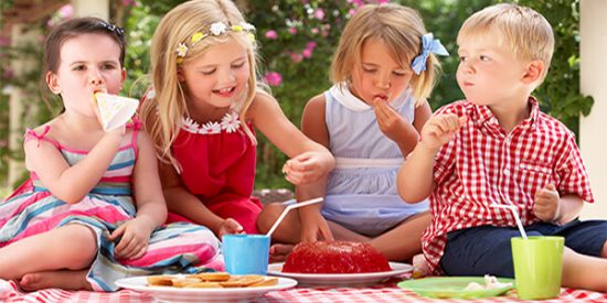 kids party caterninja food india